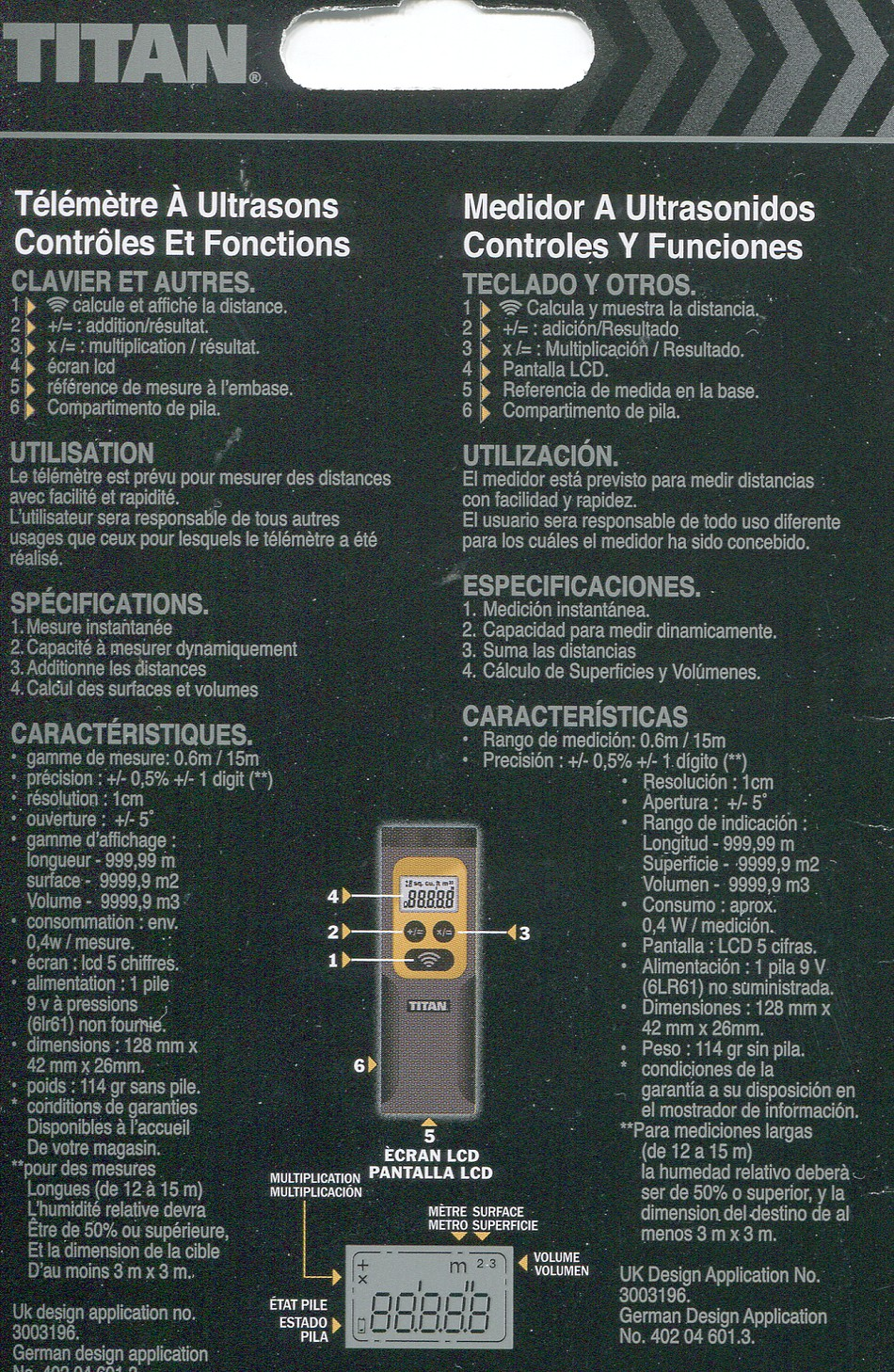 Tp02 3 la mesure de la salle de techno for Niveau laser rotatif magnusson